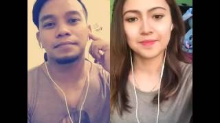 Repeat youtube video Smule Leehin & Shima (Duet) - Bila Cinta Di Dusta