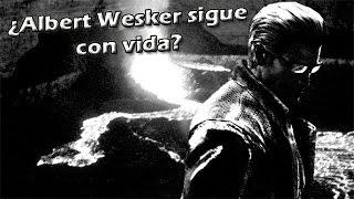 ¿Albert Wesker está vivo?