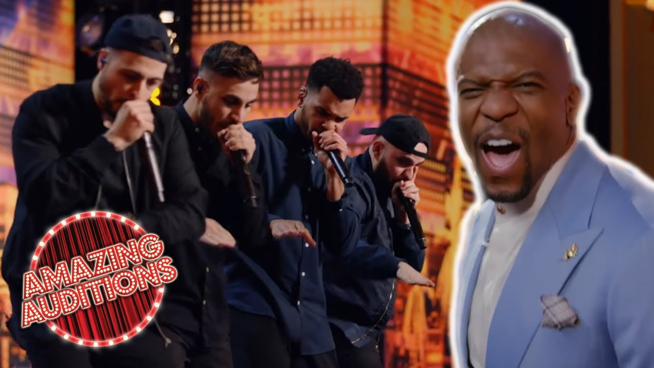 Download SENSATIONAL BEATBOXING Group 'Berywam' Will BLOW YOUR MIND | Amazing Auditions