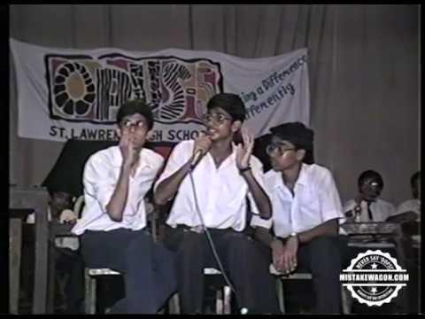 St. Lawrence High School, Kolkata - Opus 5, 1994 - Parnab Mukherjee Quiz (Last Round)