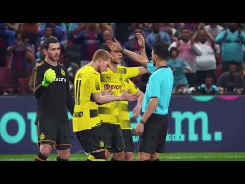 FIFA 18 Vs PES 18 Penalty Kicks Shots / الفرق بين فيفا 18 و بيس 18 فى ضربات الجزاء
