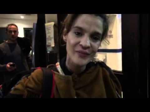 """Leticia Brédice: """"La estoy pasando bien, no tengo que matar a nadie"""""""