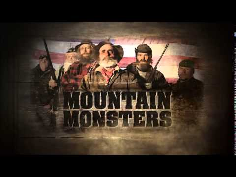 Mountain Monsters Official Theme  Mountain...