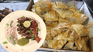 Pomfret Fish Fry | Fish Fry Indian Style | Unlimited Fish Festival | Mumbai Street Food 2018