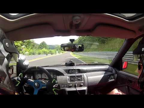 Ford Escort Cosworth Nürburgring 2012