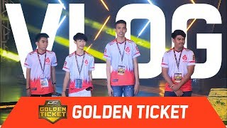AURANESC | GOLDEN TICKET VLOG