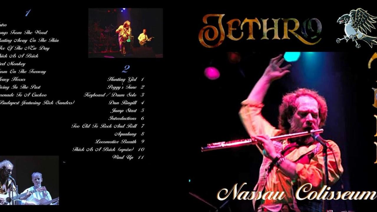 Jethro Tull Live At Nassau Coliseum, Uniondale, NY, USA 1987 (audio)