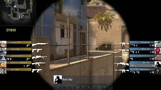 Counter-Strike: Global Offensive SSG-08 Silahıyla NoScope Attım