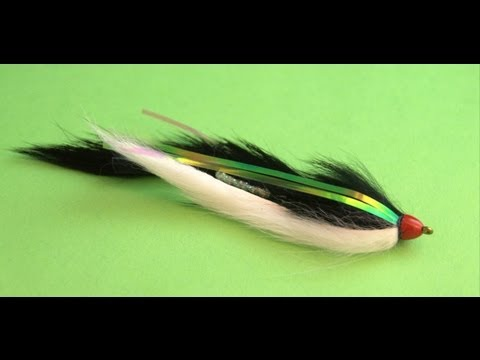 Dolly Llama - Fly Tying Lesson Video Tutorial by Curtis Fry