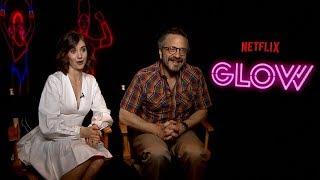 Alison Brie & Marc Maron Talk Netflix's GLOW Season 2