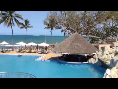 Ledger Plaza Bahari Beach, Dar es Salaam, Tanzania.