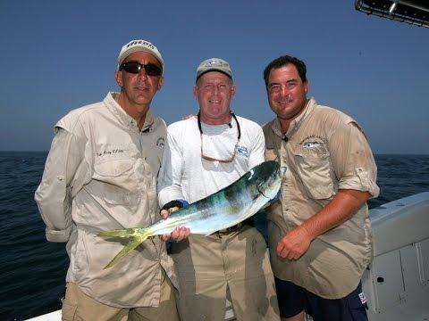 Offshore Fishing - Mahi Mahi (Dolphin)