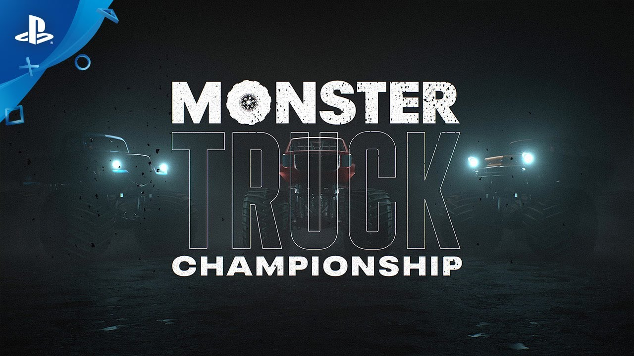 Monster Truck Championship Announcement Trailer Ps4 Youtube