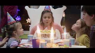 День рождения Маргариты | Праздник в детском кафе | Мне четыре годика
