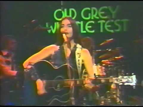 Emmylou Harris and The Hot Band on Old Grey Whistle Test 1977