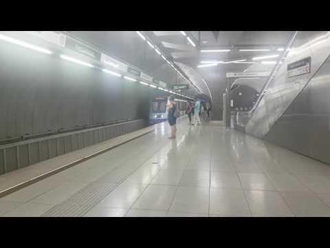Budapest M4 - fully automated metro line