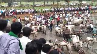 Karnataka  cm travel to village to work