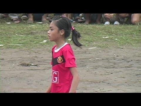 Bóng Đá thiếu niên  Nữ Xã Tiền Phong VB HP Hè 2013