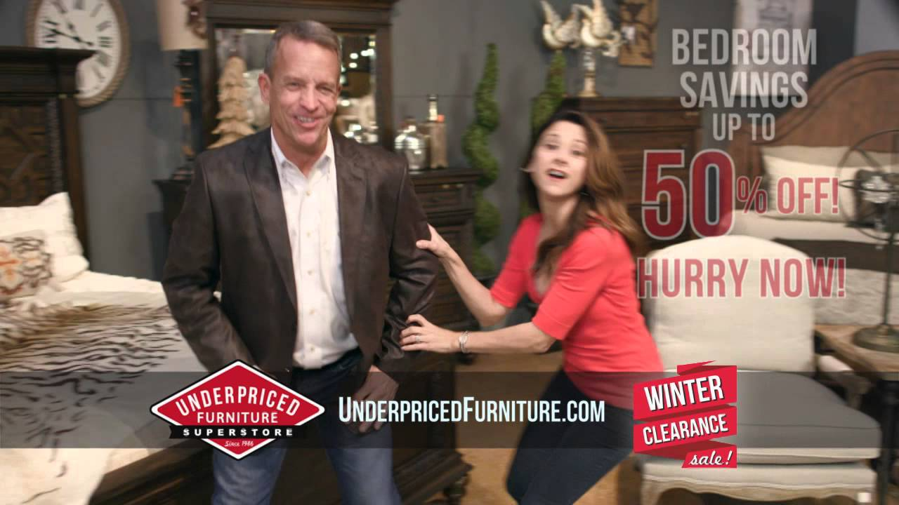 Winter Clearance Sale at Underpriced Furniture YouTube