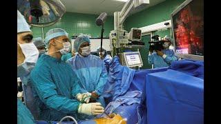 Руководители РАН оценили инновационные технологии кубанской медицины / Видео