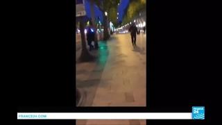 Attentat sur les Champs-Élysées revendiqué par l