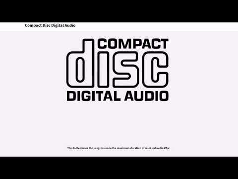 Compact Disc Digital Audio