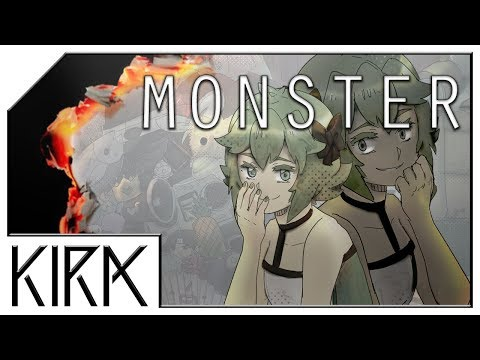 KIRA - MONSTER Ft. GUMI English (VOCALOID Original)