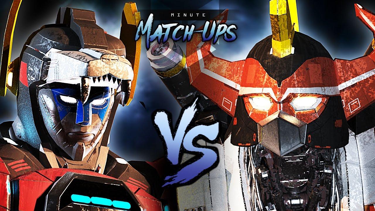 Download Voltron VS Megazord | Episode 4 | Minute Match-Ups (Power Rangers)