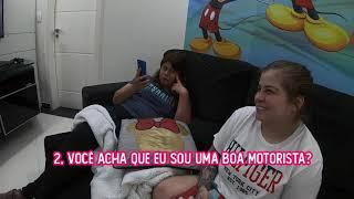 PERGUNTAS E RESPOSTAS COM LUIZA MAIA ‹ Ana Lee Maia ›