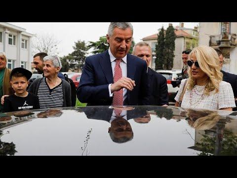 Milo Djukanovic wins Montenegro's presidential elections: Pollster CeMI