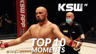 KSW 56: TOP 10 Moments