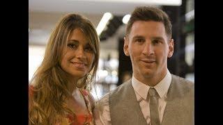 ¿Y la crisis?: Antonella Roccuzzo le envió un tierno mensaje de cumpleaños a Leo Messi