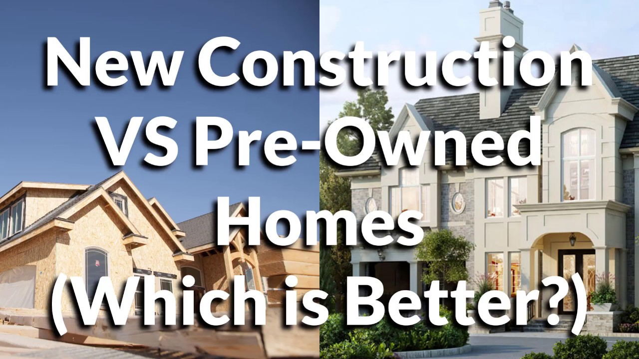 6 Questions To Ask When Buying A New Construction Home Youtube
