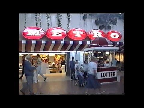 Väsby Centrum (Upplands Väsby) 1993-08-16