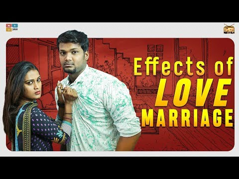 Effects Of Love Marriage    Narikootam    Tamada Media