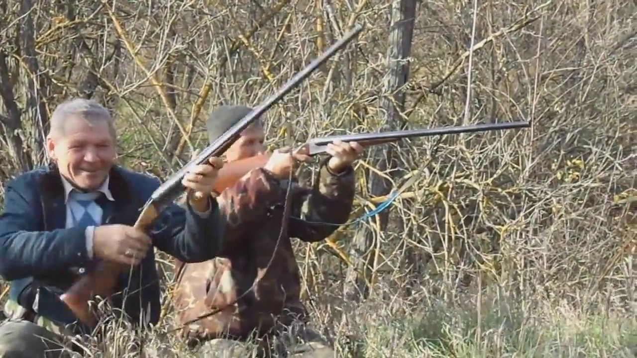 Дойки громадные смотреть приколы на охоте видео