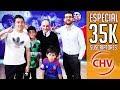 ESPECIAL 35K SUSCRIPTORES - CAMARAHINCHA EN CHILEVISION