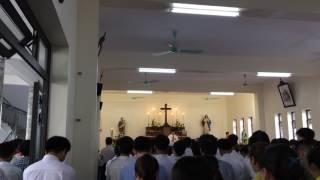 Kinh thánh thánh thánh ( bộ lễ 5 )