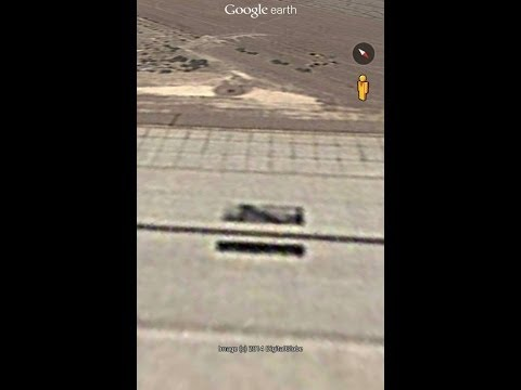 WOW!! Flying Carpet Aircraft Captured On Area 51? Special Report 2014 UFO Sightings