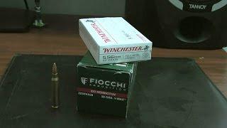 【銃のメカ22】.223レミントンと5.56mm NATOの差