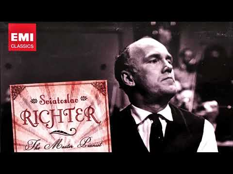 Handel - The Keyboard Suites (reference recording : Sviatoslav Richter)