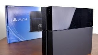 Sony PlayStation 4 (PS4) Unboxing!
