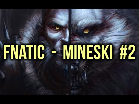 Fnatic vs Mineski Highlights The Summit 4 SEA FINAL Game 2 Dota 2 (Bo5)