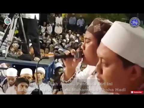 Qasidah Majelis Nurul Musthofa - Yaa Latif Falam Ya Dzal (New 2017) At Condet