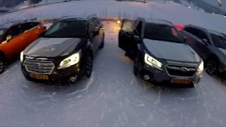 Едем За Subaru Outback 2018