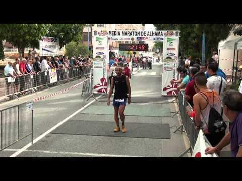 I Media Maratón Feria 2014 Alhama de Murcia