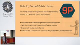 PCL Cross Platform Images in Xamarin.Forms - Singapore Mobile .NET Developers