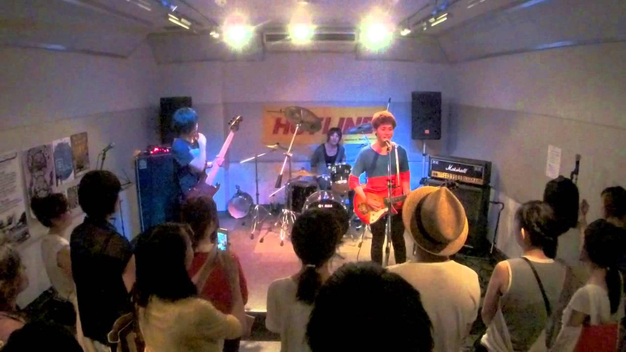 濱川けむり HOTLINE2015 島村楽器エミフルMASAKI店 店予選 - YouTube