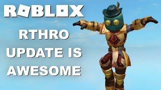 Roblox - Rthro is Amazing!