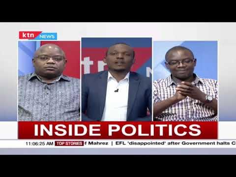 Will the New Super Alliance headed by Mudavadi beat Raila and Ruto?  INSIDE POLITICS WITH BEN KITILI